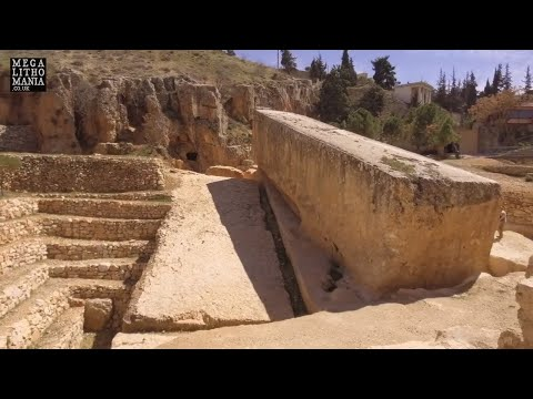 Megaliths & Giants of Baalbek Part 1: The Quarry - The Largest Megalith in the World 1650 Tons