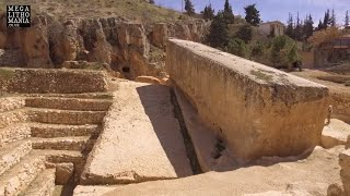 Megaliths Giants Of Baalbek Part 1 The Quarry The Largest Megalith In The World 1650 Tons