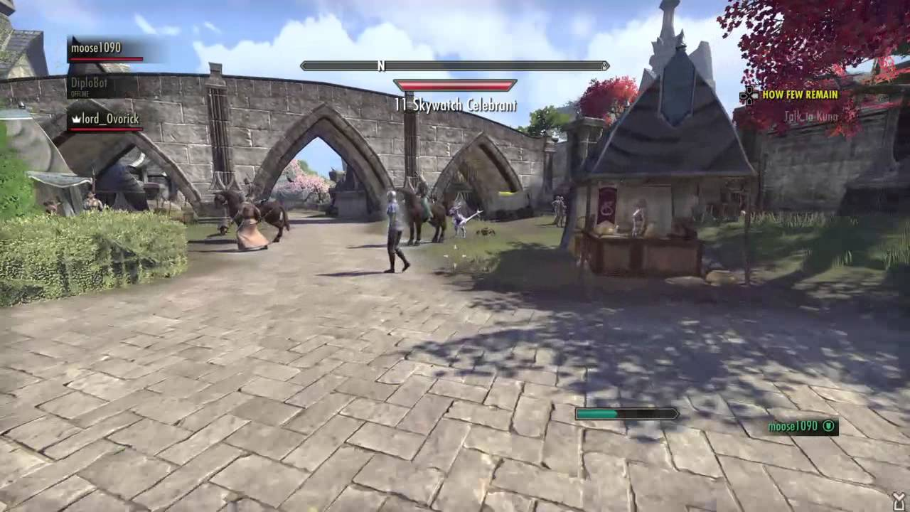 The Elder Scrolls Online Where Is The Woodworking Station In Skyshard Youtube
