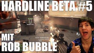 Rob Bubble spricht nicht mehr mit mir! Let´s Play Hardline Beta #5