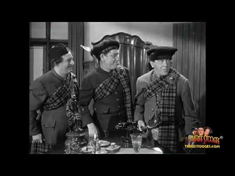 The Three Stooges: The Hot Scots