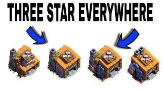 NOW THREE STAR ANY BH | ATTACK STRATAGIES | CLASH OF CLANS