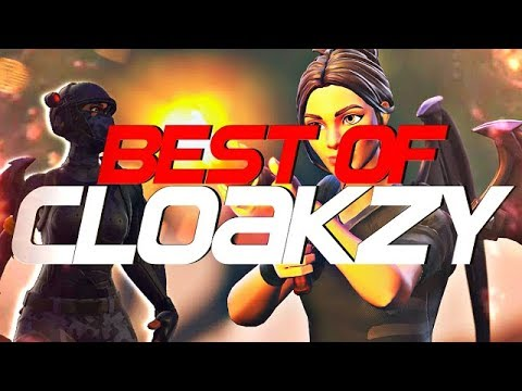 BEST OF CLOAKZY (FORTNITE MONTAGE)