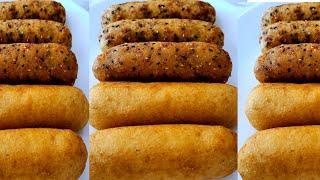 Cách Làm Bánh Khoai Mì Chuối Chiên Giòn Ngon