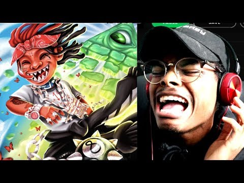 TOP TIER ARTIST! | Trippie Redd - ALLTY 3 | Album Reaction
