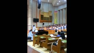 2015.07.12주일저녁예배 신안교회(교사헌신예배)