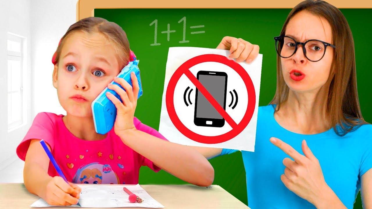 Maya learns school rules - Educational Children's Songs