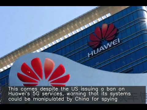 Huawei gets 46 5G contracts from 30 countries despite US ban
