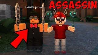 IETHAN_XL 1V1ING MASTER! (Roblox Assassin)