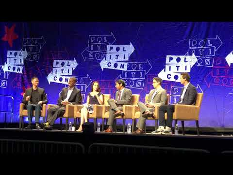 'How Can We Get Along?' - Politicon Panel w/ Charlie Kirk, Bakari Sellers & Roaming Millennial