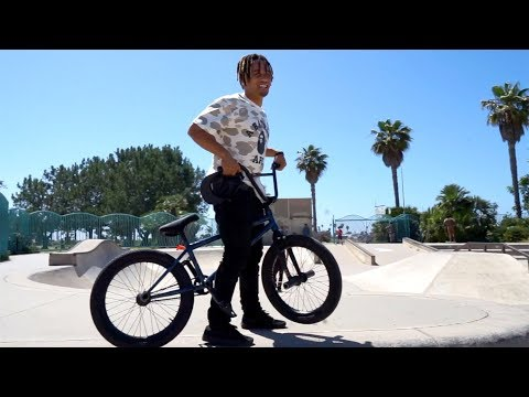 BMX - CHAD KERLEY DAY IN THE LIFE
