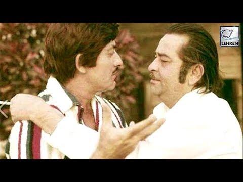 Why Raj Kapoor Publicly Shouted At Raaj Kumar?