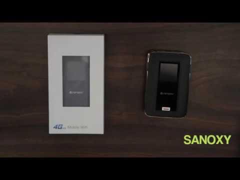 4G LTE ATM ROUTER - SANOXY