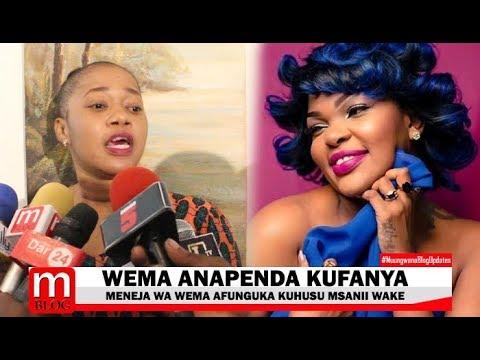 Download Wema anatoa ofa   Anapenda kufanya   Nilimsikia Makonda na nilikuwepo
