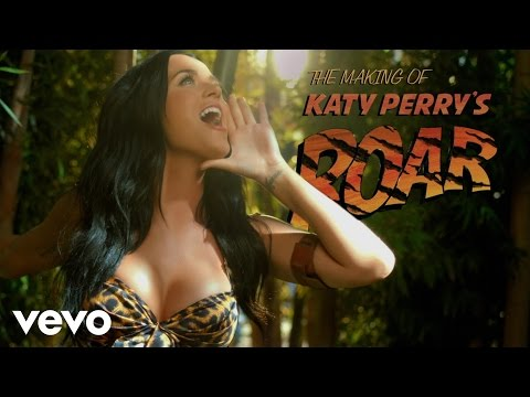 Katy Perry  Making of the Roar Music