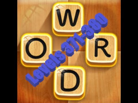 My Word Connect: Search the Word Stream levels 371-380
