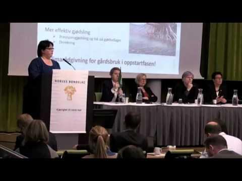 Debatt: Hva er landbrukets plass i den nye økonomien?