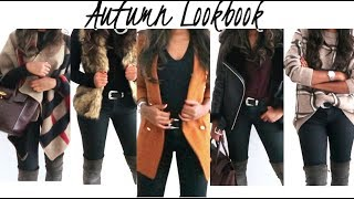 FALL LOOKBOOK | HOW TO LOOK STYLISH IN AUTUMN LOOKBOOK AND H&M HAUL | HOW TO LOOK CLASSY | Style Wit