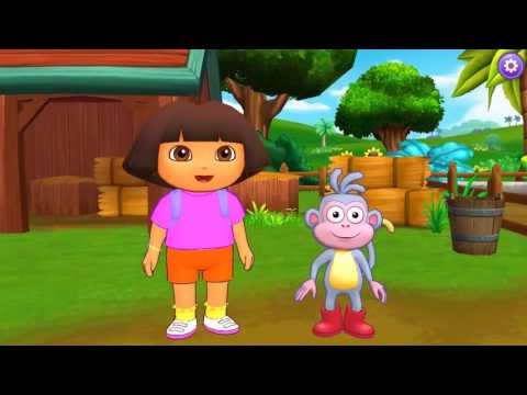 Learn with Dora - Inside! Outside!