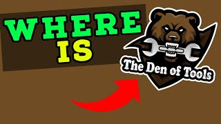 What Happened to the Den of Tools Channel?