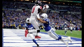 Julio Jones 8 REC/128 YDS/1 TD Highlights Vs. Colts   NFL Week 3 Highlights