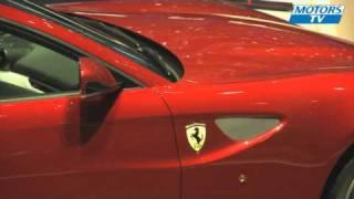 Ferrari FF Salon auto Genève 2011