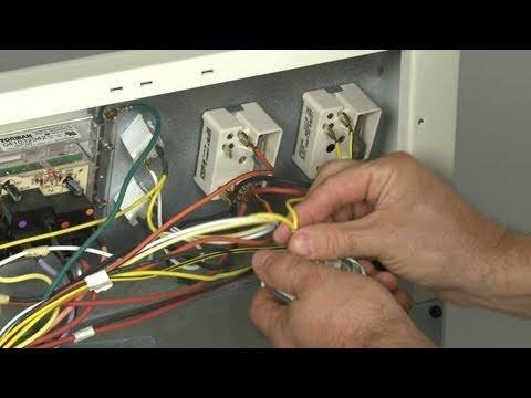 Stove Burner Infinite Switch Replacement (Large) – GE Electric Range Repair (part #WB24T10027