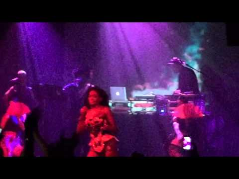Azealia Banks ' Wallace ' Live NYC Irving Plaza