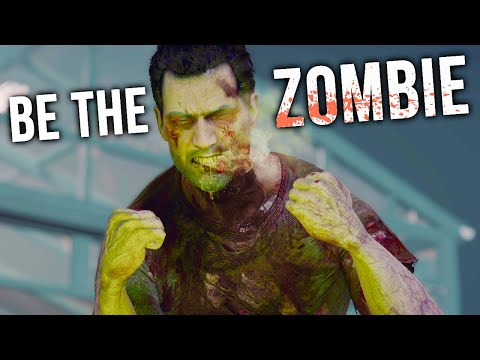 10 Games Where You PLAY AS THE ZOMBIE
