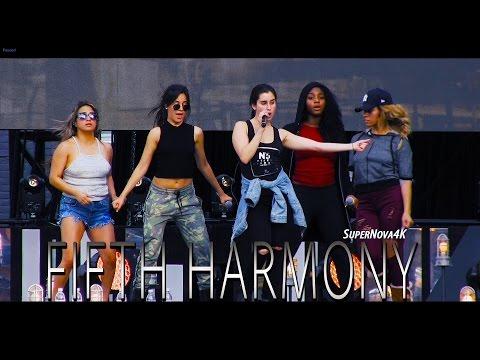 Fifth Harmony - Work From Home - MMVAs 2016 Rehearsal