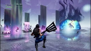 FORTNITE UNVAULTED EVENT! TILTED TOWERS AND RETAIL ROW GET BLOWN UP