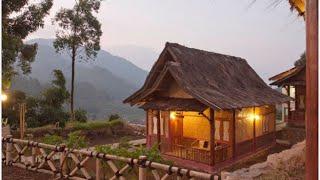 10 hotel romantis ditengah hutan bandung