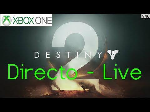 Destiny 2 ¿ Sera Mejor que el Destiny 1 ? Empezando la historia - Gameplay Español - Xbox One