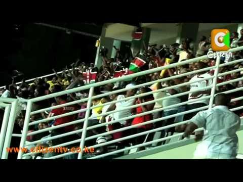 Kenya 3 - 0 Seychelles