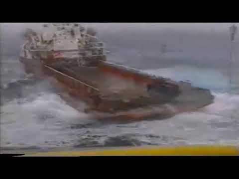 Offshore Supply Vessel Fail