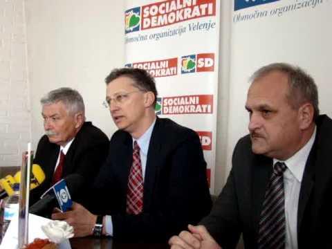 MINISTER ZA ŠOLSTVO IN ŠPORT, DR. IGOR LUKŠIČ, OBISKAL VELENJE