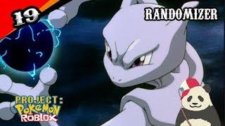 Ele Tinha Um Mewtwo!!! - Project: Pokemon (Roblox) Randomizer #19