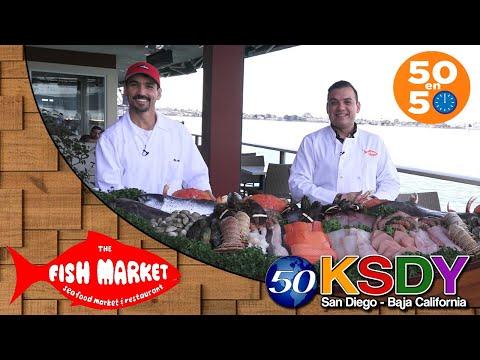 50 En 50 - The Fish Market En San Diego