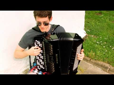 Daft Punk - Get Lucky (Accordion Cover by Olavsky)