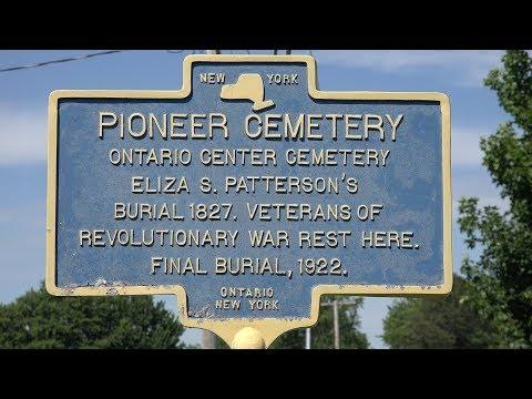 Ontario  Center  Cemetery,  Ontario,  New  York