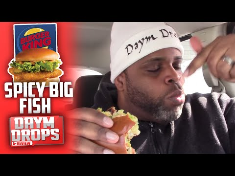 Burger King Spicy Big Fish