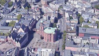 Rundflug: Die Frankfurter Paulskirche