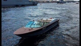 Катер На Подводных Крыльях «Дельфин» | #Мужскойразговор