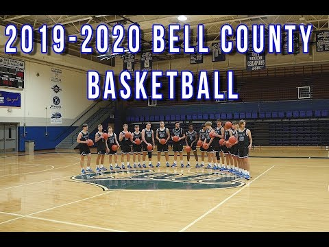 2019-2020 Bell County High School Basketball HYPE