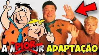 Flintstones, a melhor e pior adaptação de um desenho animado | Flintstones, o filme (1994)