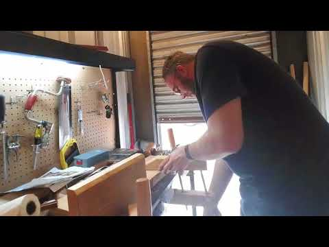 woodworking - building a lathe day 10  - hoping to complete the lathe