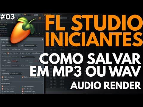 fl-studio-12-(#03):-como-salvar-em-mp3-ou-wav-[tutorial-iniciantes]