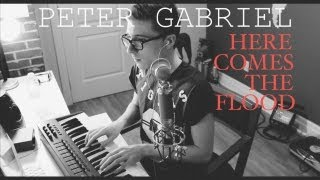 Peter Gabriel - Here Comes The Flood (cover)