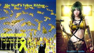 【Sonika】She Wore a Yellow Ribbon.【Vocaloid 3】