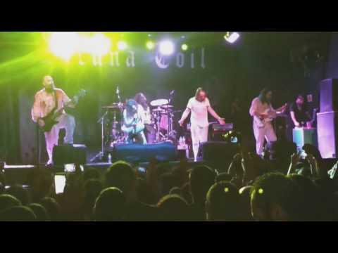 Lacuna Coil - The House of Shame - São Paulo - 11/03/2017